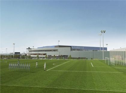 Футбольная академия клуба Манчестер Сити