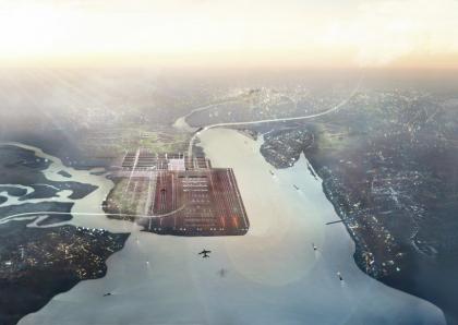 Проект Thames Hub