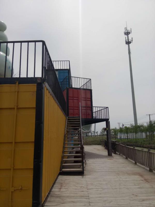 Павильон до реконструкции © Yiduan Shanghai Interior Design
