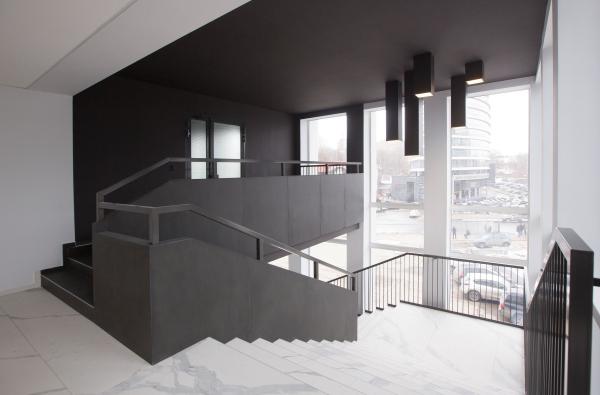 Концертный зал «Юпитер» © Архитектурное бюро С. Горшунова