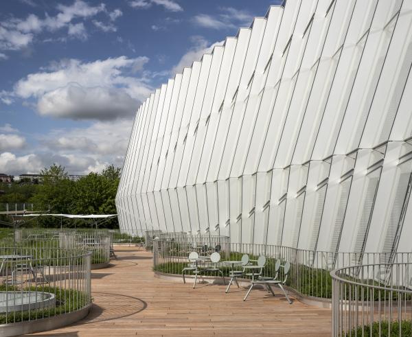 Олимпийский дом. Штаб-квартира Международного Олимпийского комитета (МОК) Фото © 2019 / International Olympic Committee (IOC) / MØRK, Adam – Все права защищены