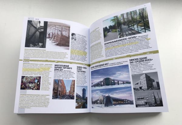 Российская архитектура. Новейшая эра. 1989-2019. М., 2019