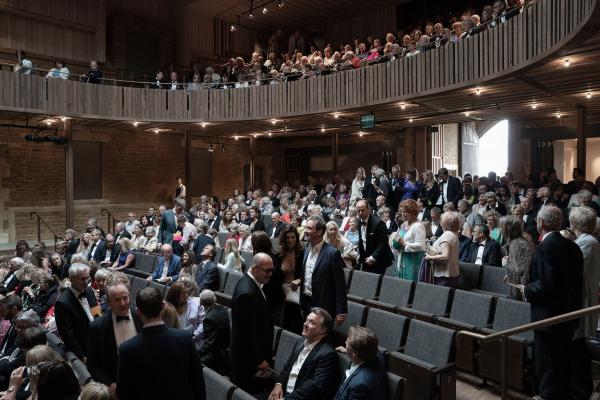 Оперный театр в имении Невилл-Холт Фото © Manuela Barczewski
