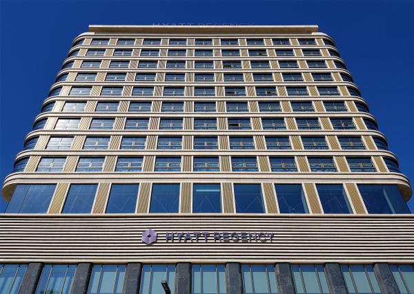 ВТБ Арена Парк: Hyatt Regency Фотография: Архи.ру