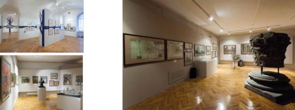 Концепция приспособления Конюшенного ведомства.  Государственный музей истории Санкт-Петербурга