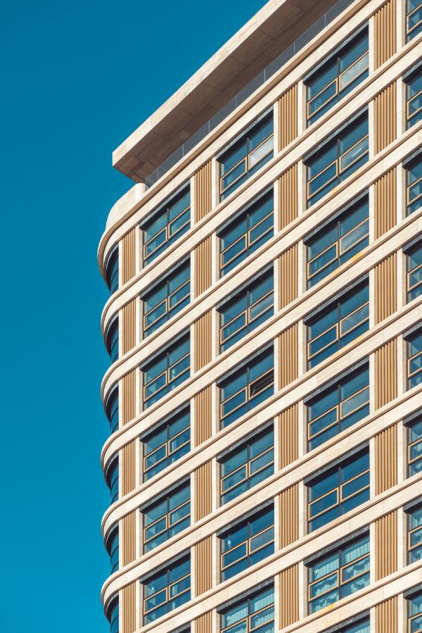 ВТБ Арена Парк: Hyatt Regency Фотография © Сергей Кротов