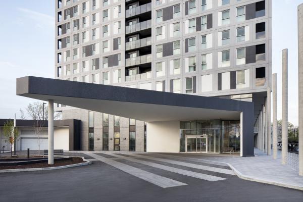 Жилой комплекс для пожилых Panorama Фото © Adrien Williams