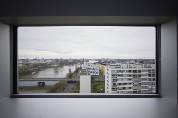 Квартал Polaris. Строение 4 Фото © Julien Lanoo