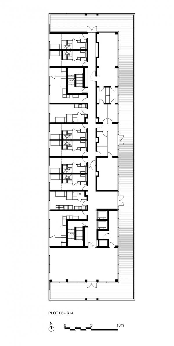 Квартал Polaris. Строение 3 © LAN