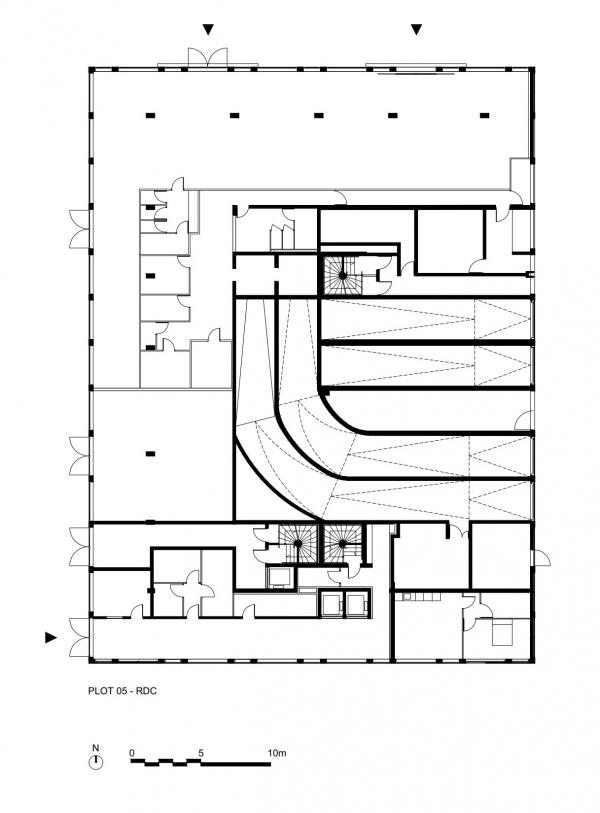 Квартал Polaris. Строение 5 © LAN