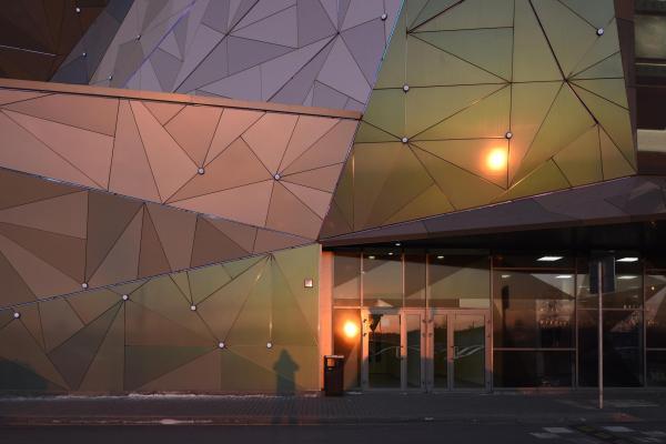 Многофункциональный торговый комплекс «Пять планет» фотография © Илья Иванов/предоставлено АБ Totan