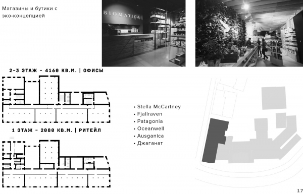 Ритэйл и офисы.Проект №1: Город-сад на Плутоне с технологиями XXI века. Проект победитель © RE (New)