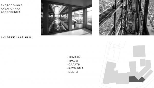 Эко-фермы. Проект №1: Город-сад на Плутоне с технологиями XXI века. Проект победитель © RE (New)