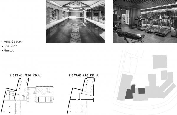 Фитнесс. Проект №1: Город-сад на Плутоне с технологиями XXI века. Проект победитель © RE (New)