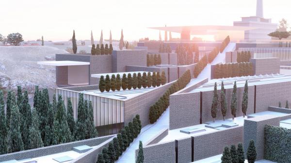 Музейно-образовательный комплекс и музей славы Севастополя © Студия 44