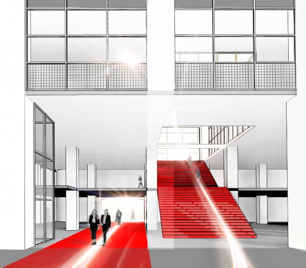 Проект №2: Digital-кластер, синергия технологий и творчества © RE (New)