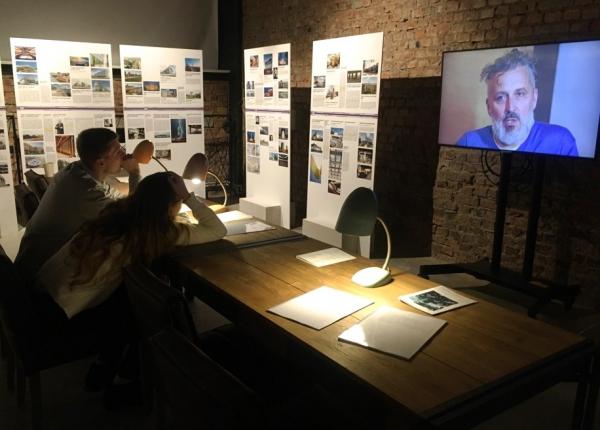 Выставка «Российская архитектура. Новейшая эра. Петербургская версия» в центре ArtPlay Фотография Алены Кузнецовой