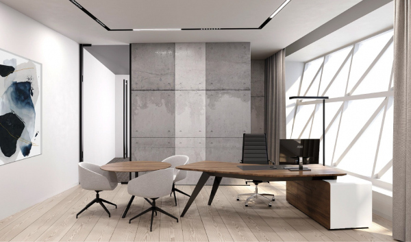 Дизайн-концепция новой штаб-квартиры телекомпании НТВ © ABD Architects