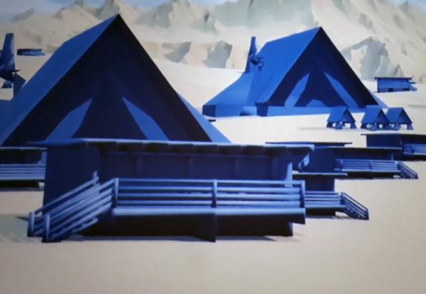 Диарама: Вигвамчики для новой жизни вне мегаполиса. Выставка «Общественная архитектура – будущее Европы», ГНИМА Рабочая группа идеальных пространств / пересъемка ролика