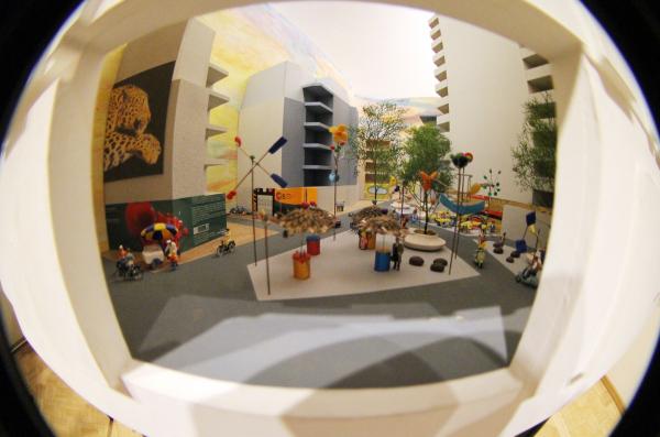Выставка «Общественная архитектура – будущее Европы», ГНИМА Фотография: Архи.ру