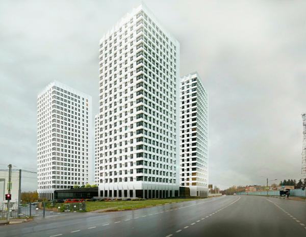 ЖК «31 квартал» © Проектное бюро «Крупный План»