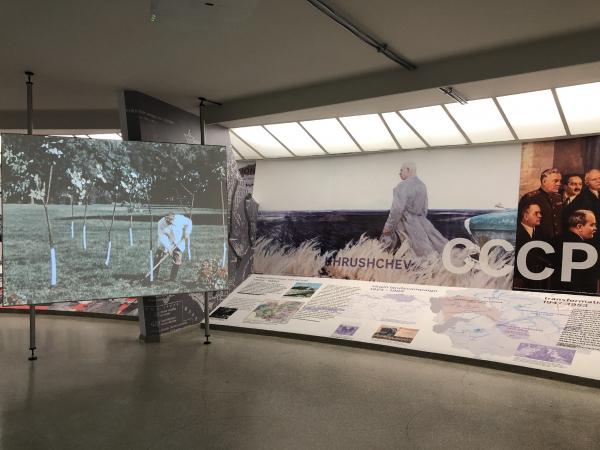 Countryside, The Future. Выставка Рема Колхаса в музее Гуггенхайма в Нью-Йорке Фотография © Владимир Белоголовский