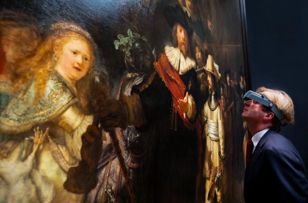 Директор Рейксмузеума Тако Диббитс © Photo Rijksmuseum