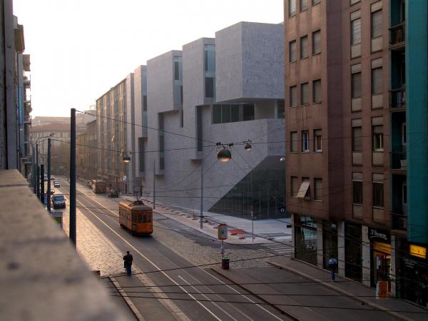Университет Луиджи Боккони в Милане. 2008 Фото © Federico Brunetti