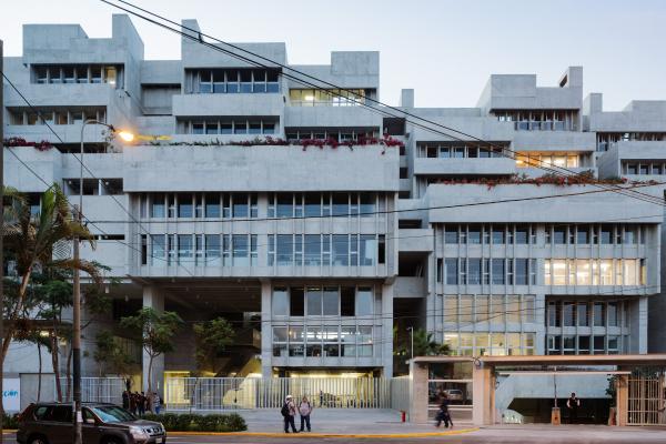 Университет UTEC в Лиме. 2015 Фото © Iwan Baan