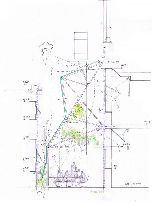 Коворкинг Second Home London Fields © Estudio Cano Lasso Arquitectos