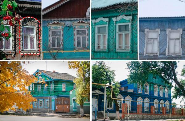 Наличники-идентичность Новохоперска. Создание парка «Крымская горка» в г. Новохоперск © ПГС Проект
