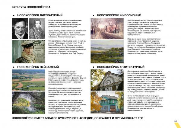 Культура Новохопёрска. Создание парка «Крымская горка» в г. Новохоперск © ПГС Проект