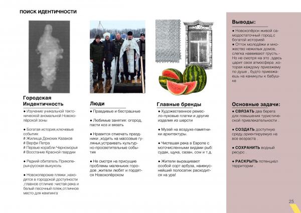 Поиск идентичности. Создание парка «Крымская горка» в г. Новохоперск © ПГС Проект