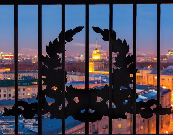 Жилой дом «Победы, 5», 2014 © «Евгений Герасимов и партнеры»