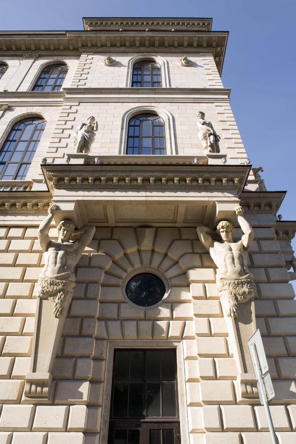 Офисное здание на площади Островского, 2008 © «Евгений Герасимов и партнеры»