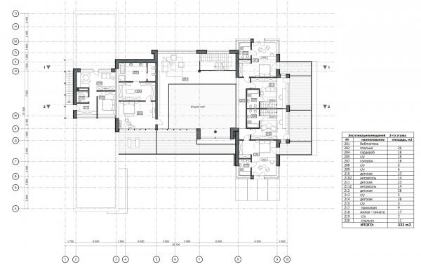 Parallel House © Архитектурное бюро Романа Леонидова