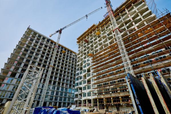 Клубный дом Vitality: строительство, 2020 Фотография: Larus Capital