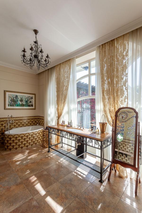 Дом в Подмосковье Фотография © Софья Леонидова
