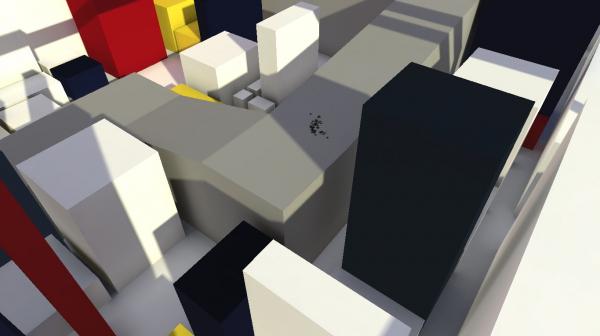 Проект Центра Помпиду – Prisme7 Скриншот из игры Prisme7