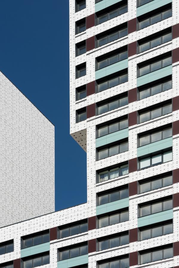 Жилой комплекс «Лица» Фотография © Илья Иванов / предоставлено ТПО «Резерв»