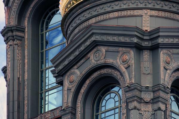 Главный храм ВС РФ Фотография © Архи.ру