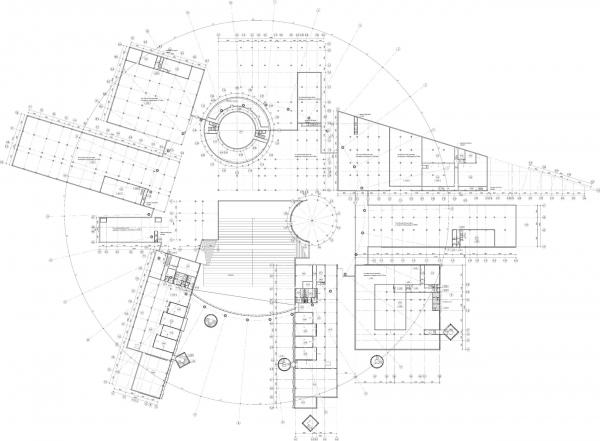 Кампус университета ИТМО. Главный учебный корпус © Студия 44