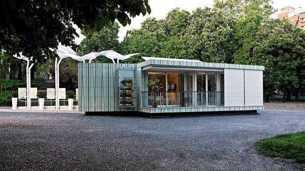 Проект модульного жилища «Здоровый дом – Антивирус» Предоставлена Paolo Bodega Architettura