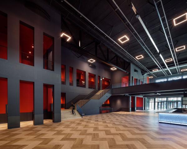 Театр Зюйдплейн Фото © Daria Scagliola & Stijn Brakkee