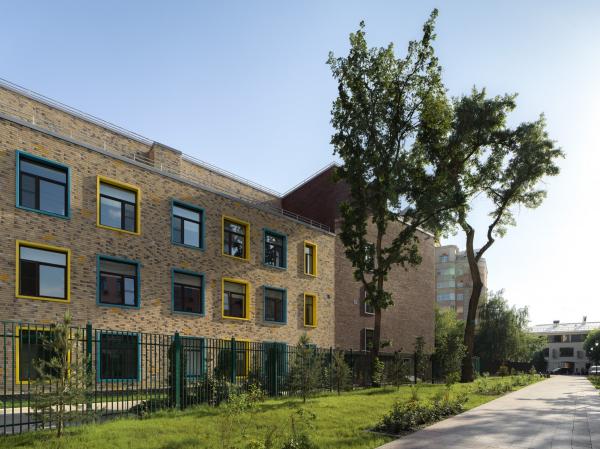 Детский хоспис «Дом с маяком» Фотография: предоставлена IND Architects