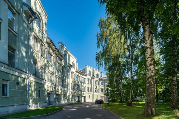 Жилой комплекс «Зеленый остров» Евгений Герасимов и партнеры. Фотограф © Андрей Белимов-Гущин