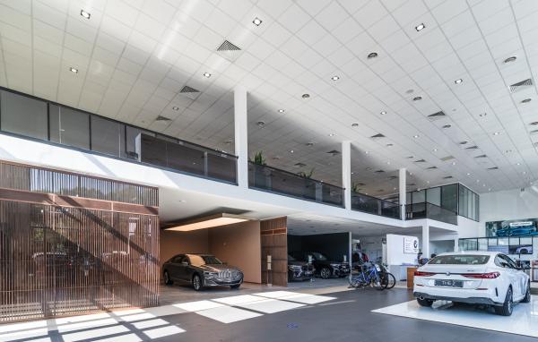 Автосалон «BMW Автопорт», Москва Фотография предоставлена компанией Arlight