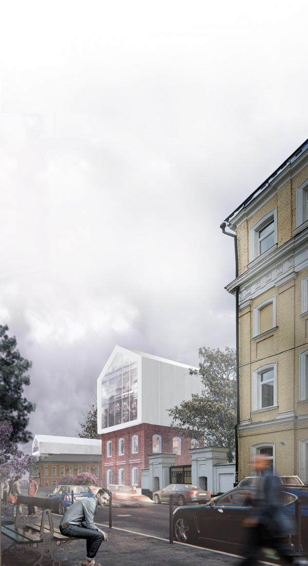 Центр ментального здоровья в Москве © Яна Курилова