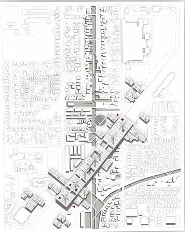 Городской агрокомплекс в городе Вест Ковина. США © Лидия Харчева