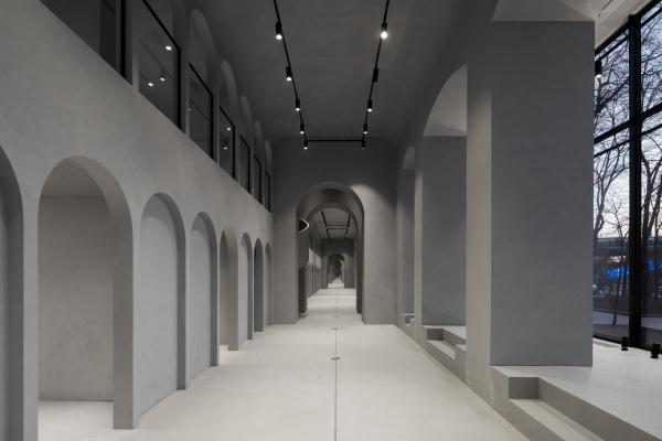 Проект RASARIO WALL / Предоставлено пресс-службой BIF